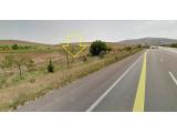 İstanbul Yoluna Cephe; Fabrika, Petrol, Dinlenme Tesisi İçin İdeal 24750 m2 Cazip Arsa-Arazi