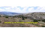 ALTIN APA BARAJI MANZARALI KELEPİR FİYATLI ARSA-ARAZİ